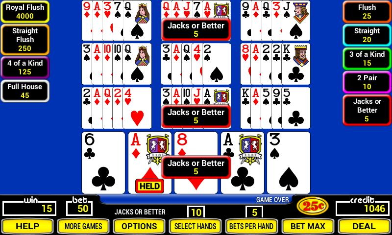 Ten Play Poker for Android - APK Download