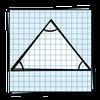 Triângulo Calculadora ícone