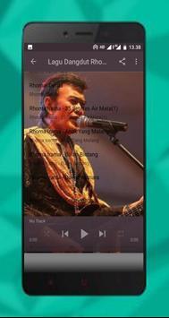 Lagu Dangdut Rhoma Irama Lengkap screenshot 8