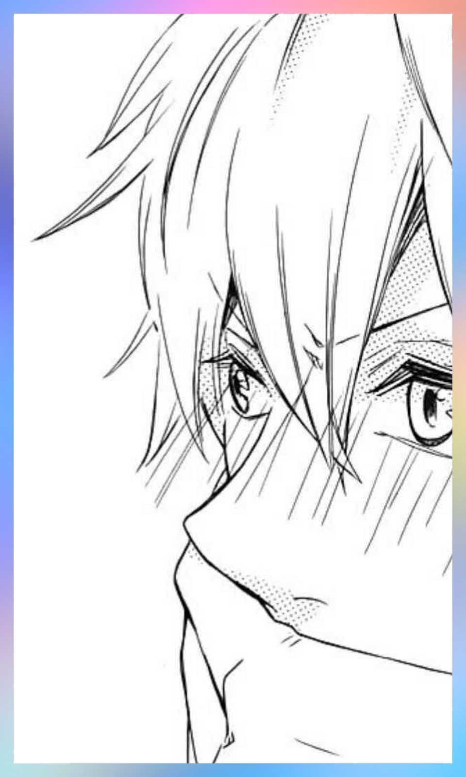 Drawing Anime Boy Ideas Kawaii Manga Sketch For Android Apk Download