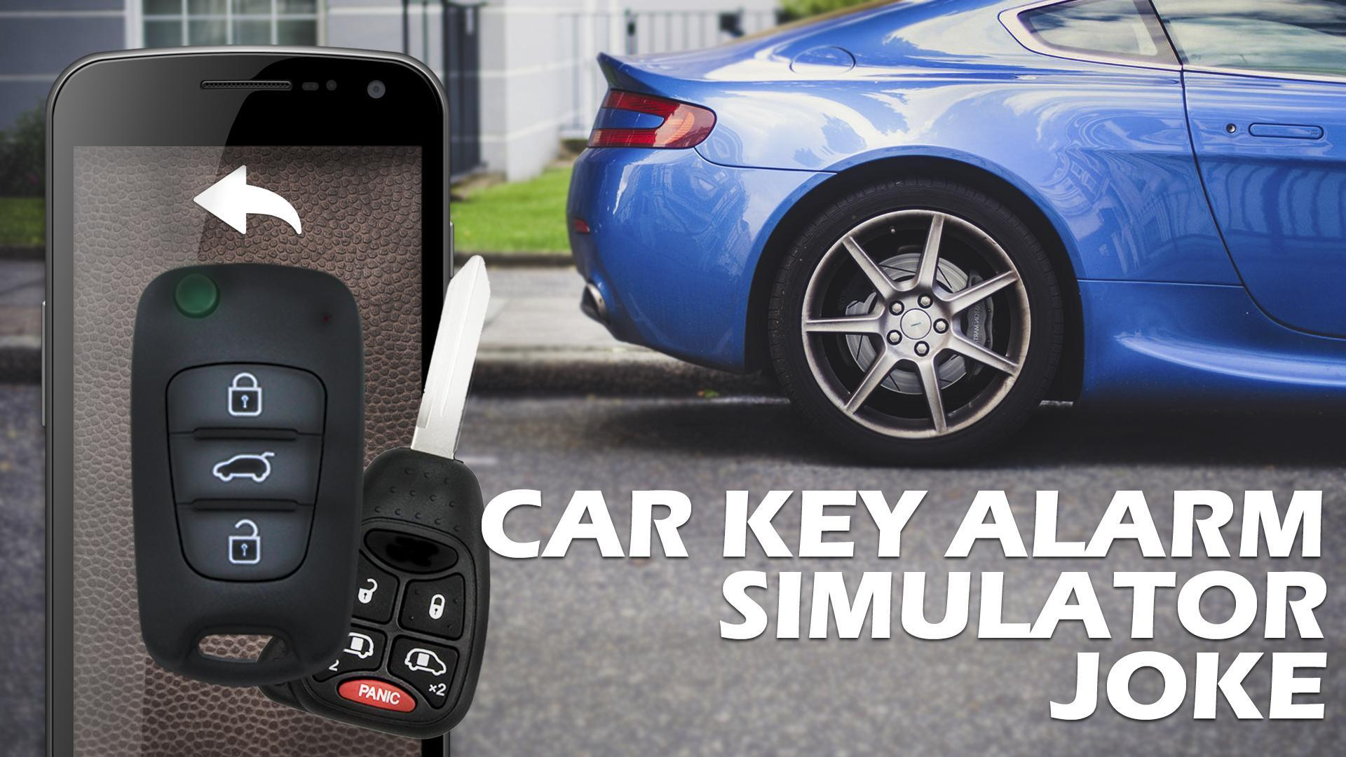 Car Key Simulator Alarm For Android Apk Download