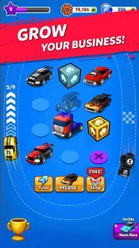 Merge Muscle Car Screenshot 2