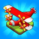 APK Merge Airplane: Aereo cute unire