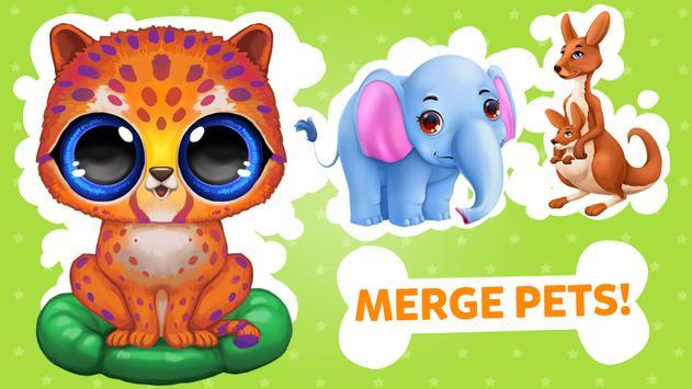 Poster Merge Animals Zoo: Carino Animale Safari Parco