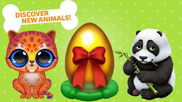 2 Schermata Merge Animals Zoo: Carino Animale Safari Parco