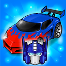APK Merge Battle Car: Best Idle Clicker Tycoon game