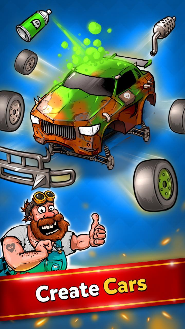Merge Battle Car Tycoon for Android - APK Download