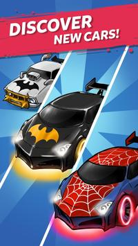 Merge Battle Car تصوير الشاشة 3