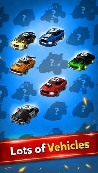 Merge Battle Car Tycoon Ekran Görüntüsü 7
