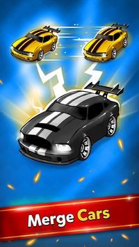 Merge Battle Car Tycoon Ekran Görüntüsü 1