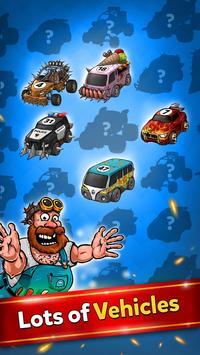 Merge Battle Car Tycoon Ekran Görüntüsü 2