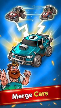 Merge Battle Car Tycoon Ekran Görüntüsü 4