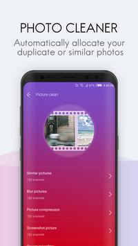 Nox Cleaner - 清除垃圾、手機加速、釋放記憶體、照片智能管理 截图 5