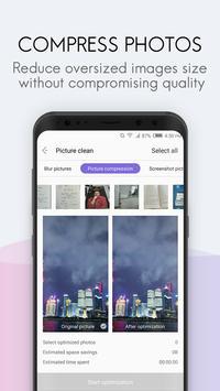 Nox Cleaner - 清除垃圾、手機加速、釋放記憶體、照片智能管理 截图 6