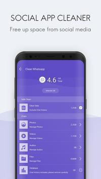 Nox Cleaner - tăng tốc dế yêu, giải phóng bộ nhớ ảnh chụp màn hình 7