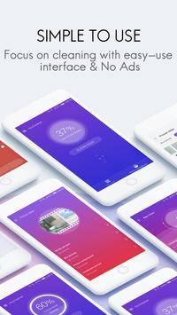 Nox Cleaner - 清除垃圾、手機加速、釋放記憶體、照片智能管理 海报