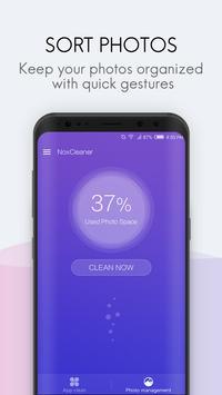 Nox Cleaner - 清除垃圾、手機加速、釋放記憶體、照片智能管理 截图 2
