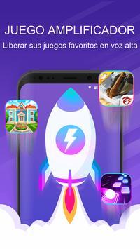 Nox Cleaner - Limpiador, Amplificador, Optimizador captura de pantalla 4