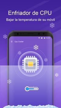 Nox Cleaner - Limpiador, Amplificador, Optimizador captura de pantalla 3