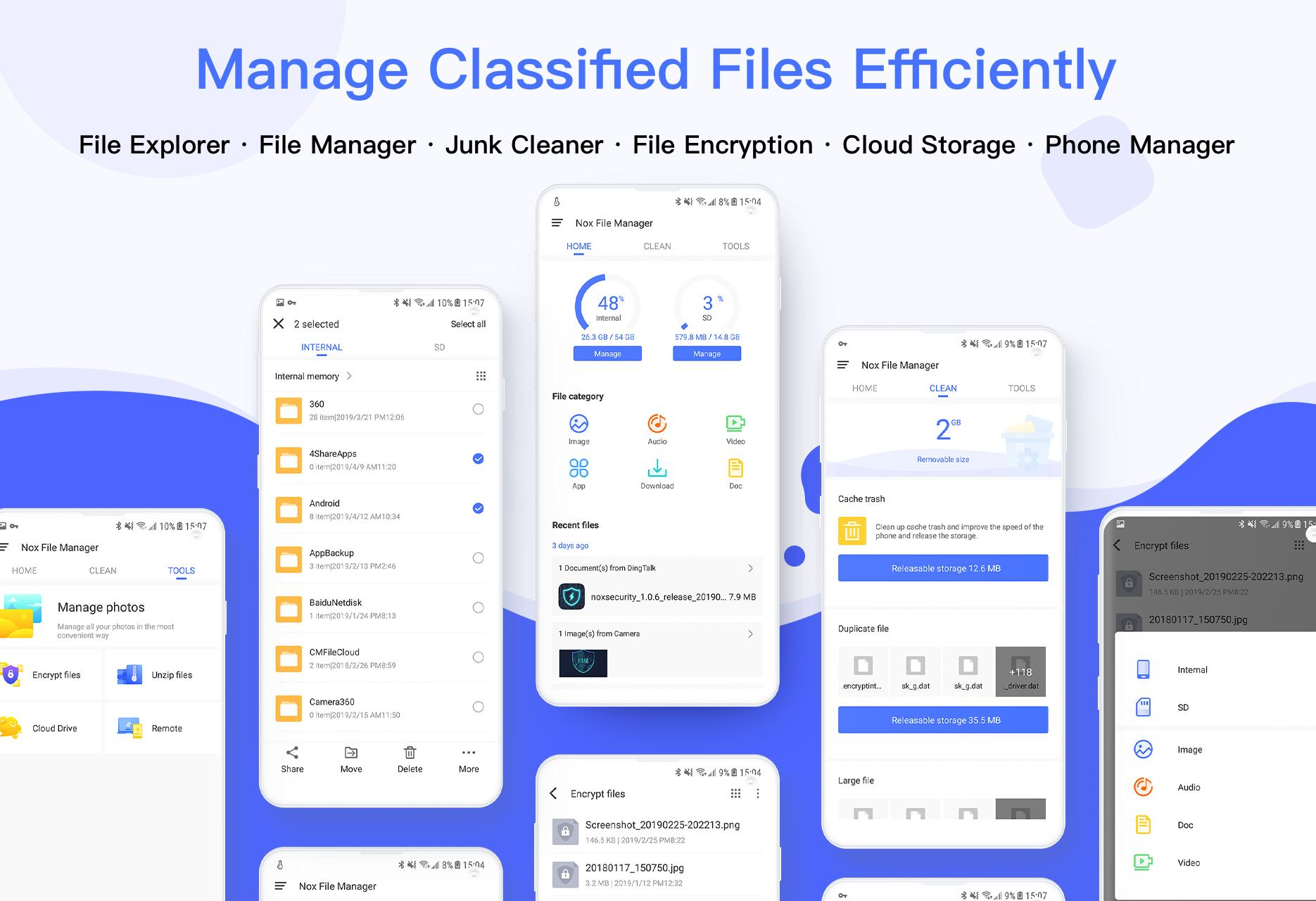 Nox File Manager for Android - APK Download