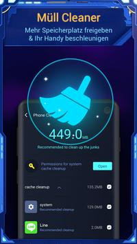 NoxSecurity - Antivirus Master, Virus reinigen Screenshot 2
