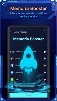 Nox Security - Antivirus Master, Clean Virus captura de pantalla 3
