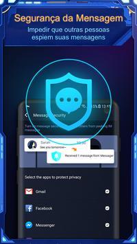 Nox Security - Antivírus Master, Vírus Limpo imagem de tela 7