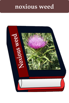Noxious weeds screenshot 1