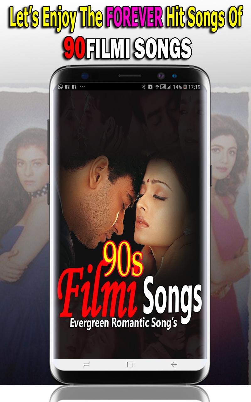90s Hindi Songs - Old Hindi Songs - Filmi Gaane for Android