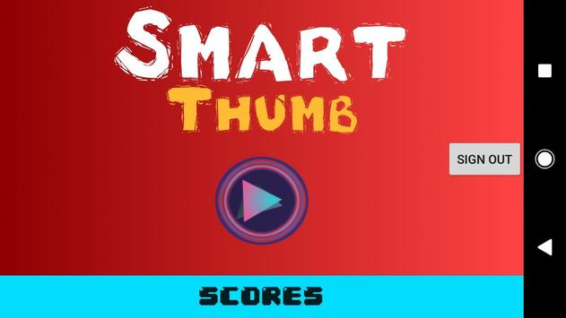 Smart Thumb poster
