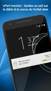 Speed test - Débit Internet & Test wi-fi, 3G, 4G capture d'écran 5