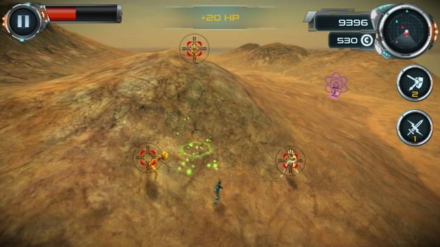 Mars Rush screenshot 12