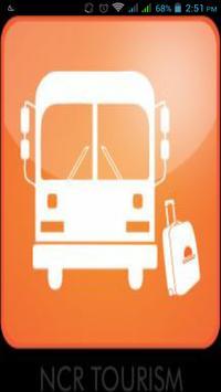 NCR TOURISM poster