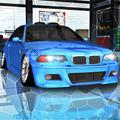 Parking Lot 3D: Modified Car City Park and Drift