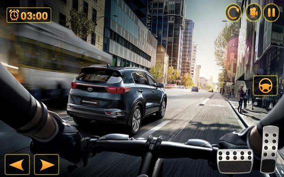 Sportage: Extreme Real Stunts City Drive & Drift screenshot 5