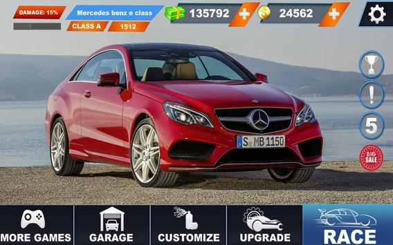 Benz E Class screenshot 4