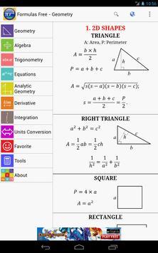 Formüller Free Ekran Görüntüsü 6
