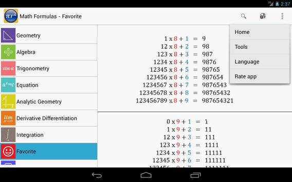Formüller Free Ekran Görüntüsü 8