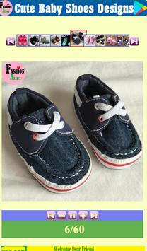 Amazing Baby Shoes Ideas screenshot 1