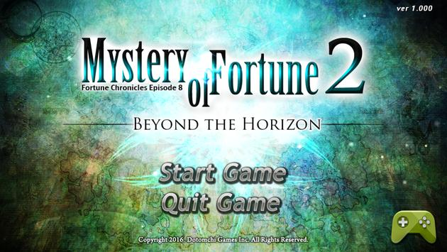 Mystery of Fortune 2-poster