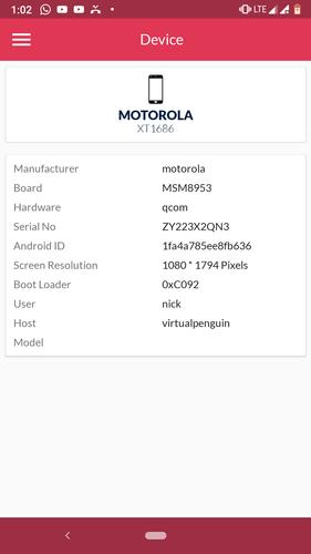 My Device - Device Informer for Android - APK Download