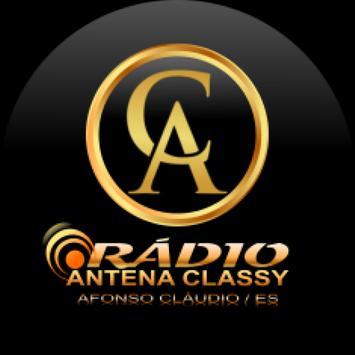 Rádio Antena Classy poster