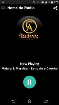 Rádio Antena Classy screenshot 1