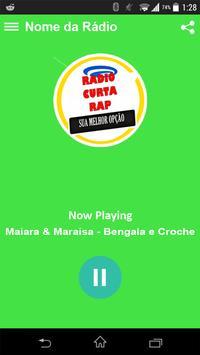 Radio Curta Rap screenshot 1
