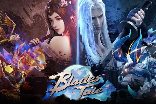 Blades Tale Cartaz