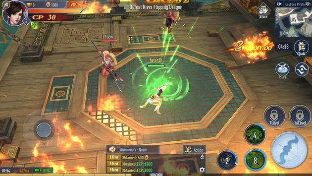 Blades Tale imagem de tela 11