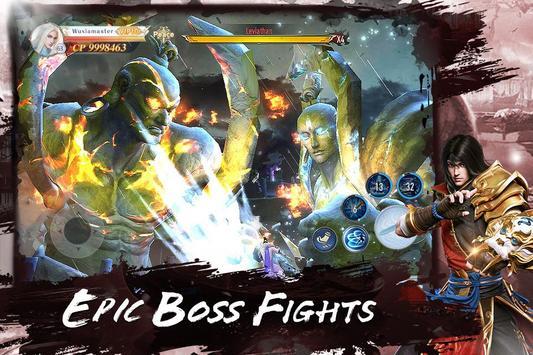 Blades Tale imagem de tela 2