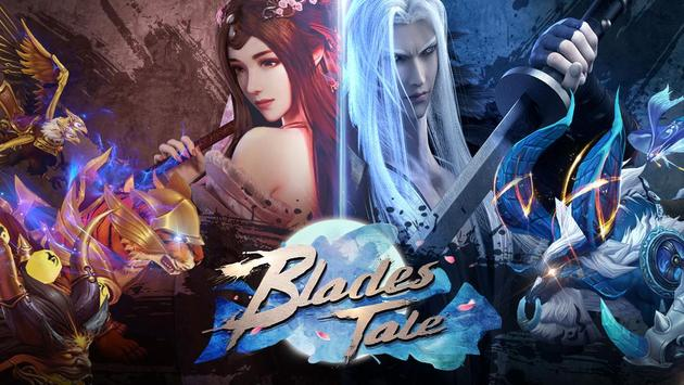 Blades Tale imagem de tela 6