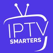 Icona IPTV Smarters Pro