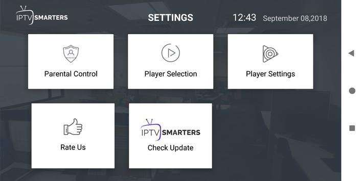 3 Schermata IPTV Smarters Pro